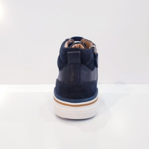 SHOOPOM.PITCHHILACE.REGATTA/VELOURS.NAVY/CAMEL/GREY
