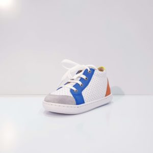 SHOOPOM.NAPPAWHITE/BLUE/ORANGE